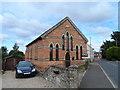 TF7219 : Former chapel, Gayton by Bikeboy