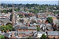 SO5139 : View from Hereford Cathedral by Philip Halling