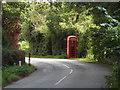 TQ4744 : Uckfield Lane, Hever by Malc McDonald