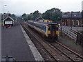 NY7063 : Train at Haltwhistle - 1993 by The Carlisle Kid