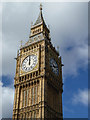 "TQ3079 : Cleaning the Clock Face, ""Big Ben"", Elizabeth Tower, Palace of Westminster by Christine Matthews"