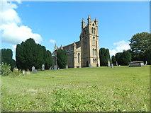 SO1091 : Church of St David, Newtown by John Lord