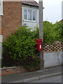 SK7476 : Upton, Retford, postbox ref DN22 14 by Alan Murray-Rust