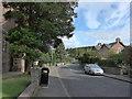 NN8621 : Bin in Rathearn Terrace by Basher Eyre