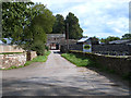 NY5442 : Old Hall Farm, Staffield by Oliver Dixon