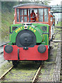 SX0766 : Bodmin & Wenford Railway - Judy by Chris Allen