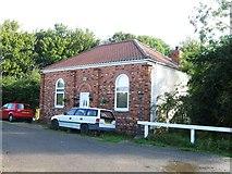 TF3686 : Former Methodist Chapel by Alex McGregor