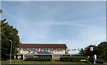TM1342 : Belstead Arms Public House by Adrian Cable