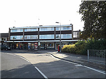 TM1342 : Parade of Shops on Ellenbrook Road by Adrian Cable