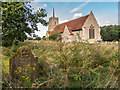 TM4251 : All Saints Church Sudbourne by Kim Fyson