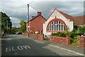 SJ2936 : Chirk Bank United Methodist Chapel by Humphrey Bolton