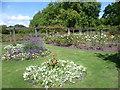 TQ4084 : The Rose Garden in West Ham Park by Marathon
