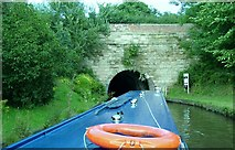 SO9969 : Tardebigge Tunnel Southern Portal by Peter Evans