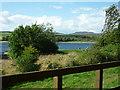 NZ0493 : Fontburn Reservoir by Carroll Pierce