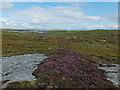 NF8473 : Old turf wall near Ath Mor by John Allan