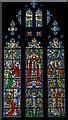 TQ7237 : East Window, St Mary's church, Goudhurst by Julian P Guffogg