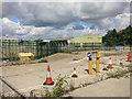 TL3168 : Fenstanton Dairy Crest site by Hugh Venables