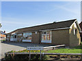 SP1588 : Aylesford Hall, corner of Bradley Road and Packington Avenue, Shard End, Birmingham by Ann Causer