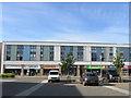 SP1588 : Shops on Ownall Road, Shard End, Birmingham by Ann Causer