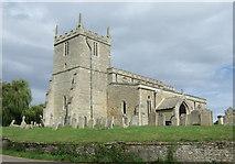 TL0394 : St Marys Church, Woodnewton by JThomas