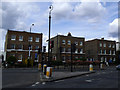 TQ3877 : Listed houses on Greenwich High Road by Stephen Craven
