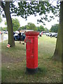 SP3271 : Postbox at Stoneleigh Park by E Gammie
