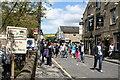 SD9851 : Skipton:  Coach Street by Dr Neil Clifton