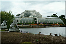 TQ1876 : Kew Gardens by Peter Trimming