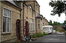 SE1537 : Shipley:  Former Great Northern station by Dr Neil Clifton