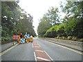 NZ2741 : Durham Roadworks by Gordon Griffiths