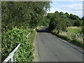 TL0894 : Rural road towards Elton at Elton Bridge by JThomas