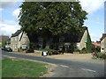 TL0894 : The Crown Inn pub, Elton by JThomas