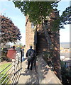 SJ4066 : King Charles Tower, City Walls, Chester by Jaggery