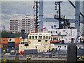 J3475 : York Dock, Belfast by Rossographer