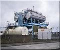 J3675 : Storage tanks, Belfast by Rossographer