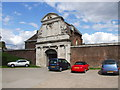 TQ6575 : The Water Gate, Tilbury Fort by Chris Whippet