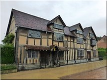SP2055 : Shakespeare's birthplace in Henley Street by SMJ