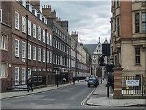 TQ3081 : Serle Street, Lincoln's Inn Fields, London WC1 by Christine Matthews