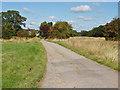 TQ1355 : Access road to Merrylands Farm by Alan Hunt