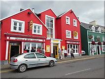 Q4401 : Dingle Bay Hotel on Stand Street, Dingle by Ian S