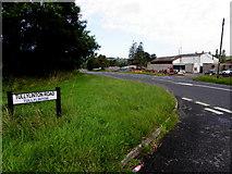 H6058 : B5 Omagh Road, Tullylinton by Kenneth  Allen