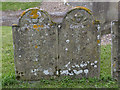 SK8172 : Gravestone, Church of St Gregory, Fledborough by Alan Murray-Rust