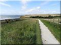 TA2369 : Headland Way LDP by Pauline E