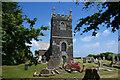 SW7114 : St Grada & Holy Cross Church, Ruan Minor by Bill Boaden