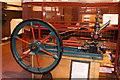 SN7803 : Cefn Coed Colliery Museum - steam engine by Chris Allen