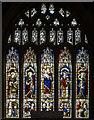 ST3614 : East Window, St Mary's Ilminster by Julian P Guffogg