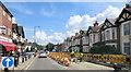 TQ2089 : Colindale Avenue road works by Stuart Logan