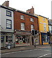 SK7519 : Doggy & Gabbona and a LOROS shop in  Melton Mowbray by Jaggery