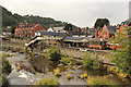 SJ2142 : Llangollen Station by Richard Croft