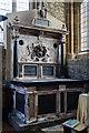ST3614 : Wadham tomb, St Mary's church, Ilminster by Julian P Guffogg